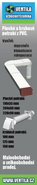 Potrubí k digestoři