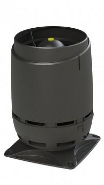 Odvětrávací vývod VILPE® 125S FLOW + montážní deska 250X250