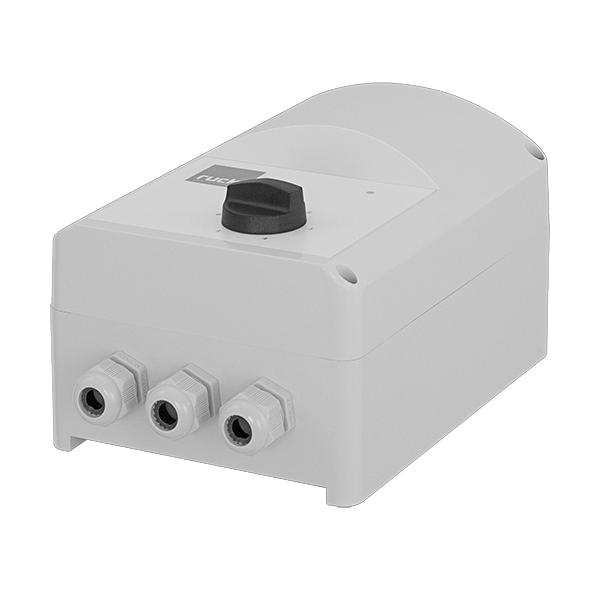 5 st. transfomrátorový regulátor otáček Ruck TEM 035