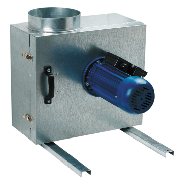 Odhlučněný kuchyňský ventilátor Vents KSK 315 2E