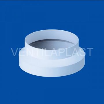 Kruhový plastový přechod osový VP 120/125 KPO