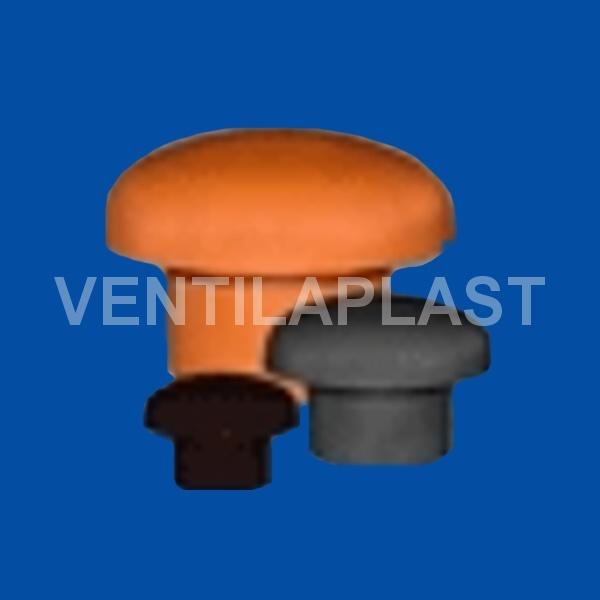 Odvětrávací komínek VP OHO 200 oranžový