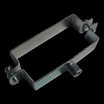 Objímka VZT - hranatá 55x110 M8/M10