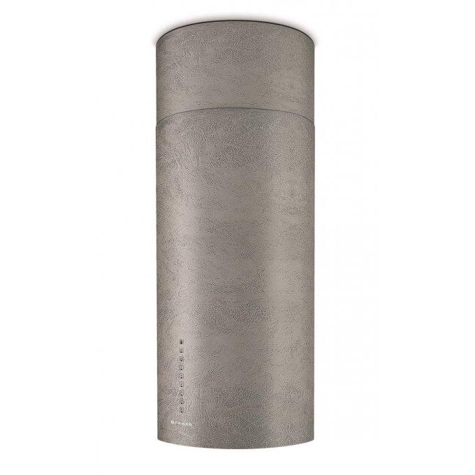 Ostrůvková digestoř Cylindra Isola Concrete